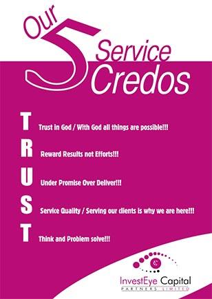 service cr